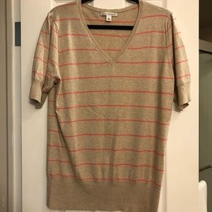 **NWOT** Banana Republic Striped Sweater - Size XL